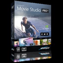 Ashampoo Movie Studio Pro 3