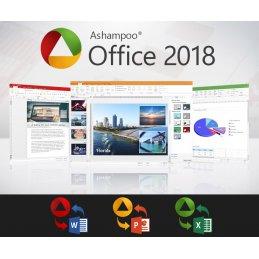 Prezentacja działania Ashampoo Office w wersji 2018