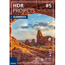 HDR projects 5 elements