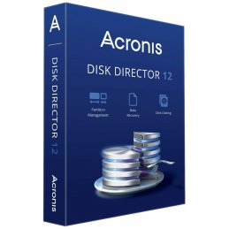 Acronis Disk Director...
