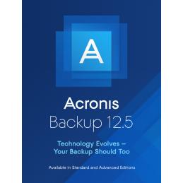 Acronis Cyber Backup...